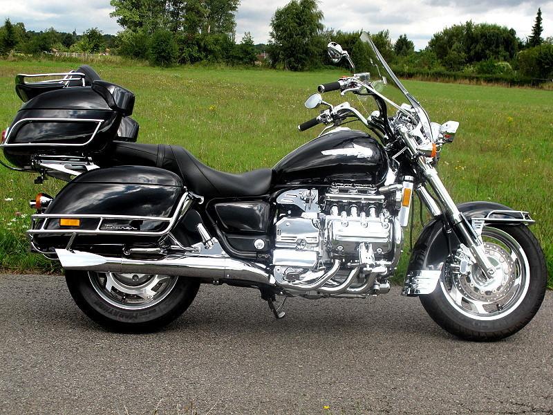 Honda Valkyrie Interstate Tourer - Valkyrie Part's